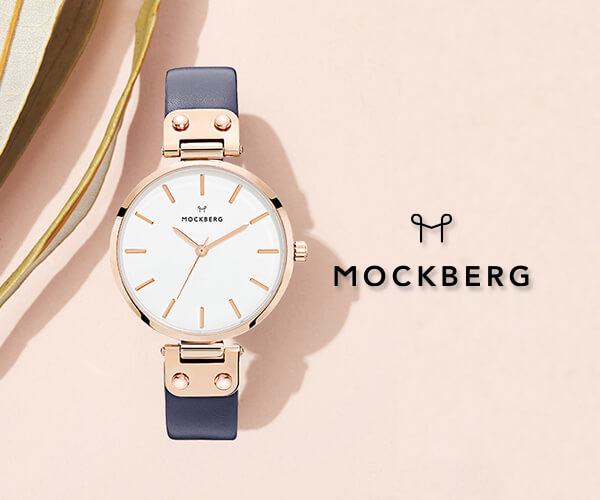 芸能人がドラマで使用 人気腕時計MOCKBERG(モックバーグ)の公式販売のバナーデザイン